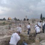 إدانات فلسطينية لاعتداء الاحتلال على مقبرة اليوسفية في القدس المحتلة