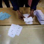 %18.44 نسبة المشاركة باستفتاء الجزائر.. والتجاوزات طفيفة