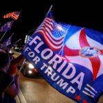 النتائج الأولية تشير لتقدم ترامب في «الولايات المتأرجحة»