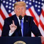 أكاديمية: ترامب قد يلجأ لإثارة الفوضى حال خسارته