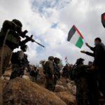 إصابات في مواجهات بين الاحتلال وفلسطينيين شرق قلقيلية