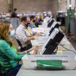 مقاطعات ولاية ميشيجان تصادق على نتائج انتخابات الرئاسة