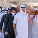 صور| البحرين تودع رئيس الوزراء الراحل خليفة بن سلمان