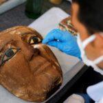 مصر تعلن عن كشف أثري ضخم في منطقة سقارة
