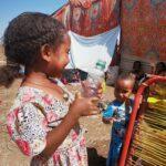 صور| الناجون من جحيم المعارك في إثيوبيا