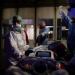 فرنسا.. ارتفاع معدل دخول مرضى كورونا المستشفيات