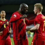 ثنائية لوكاكو ترسل بلجيكا إلى قبل نهائي دوري الأمم الأوروبية