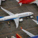 طائرة ركاب تنجو من كارثة في أمريكا