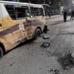 صواريخ تصيب العاصمة الأفغانية كابول.. ومقتل 8 على الأقل