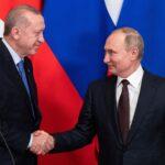 أردوغان يؤكد لبوتين قبول دول جديدة في جهود التهدئة بإقليم كاراباخ