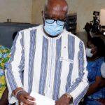 النتائج الأولية تشير إلى فوز رئيس بوركينا فاسو بفترة ثانية