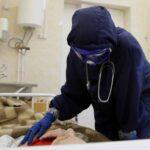 روسيا تسجل 26338 إصابة جديدة بكورونا و368 وفاة