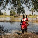 الأمم المتحدة: 426 ألف شخص تضرروا من جراء الفيضانات في جنوب السودان