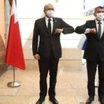 هذا ما قاله وزير الخارجية البحريني في أول زيارة رسمية لإسرائيل