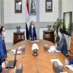 السيسي يثمن جهود الحكومة بعد إشادة الخبراء باقتصاد مصر