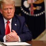 فيسبوك يحذف فيديو يخاطب فيه ترامب أنصاره في واشنطن