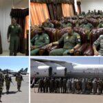 نسور النيل.. استمرار فعاليات التدريب المصرى السوداني