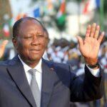 إعادة انتخاب الرئيس الحسن واتارا لولاية ثالثة في ساحل العاج