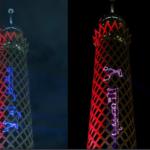 برج القاهرة يبعث رسالة لجمهور الأهلي والزمالك