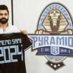 بيراميدز يضم أحمد سامي من مصر المقاصة