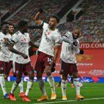 أرسنال يهزم مان يونايتد في قمة الجولة السابعة من الدوري الإنجليزي