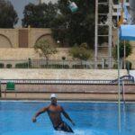 مصر تنجح في تحطيم رقم قياسي لأعلى قفزة خارج الماء