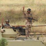 العراق.. الجماعات المسلحة تغادر سنجار والشرطة المحلية تنتشر فيه