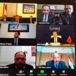 السفارة المصرية في بكين تنظم اجتماعا افتراضيا بشأن سد النهضة