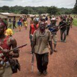 مقتل ستة مدنيين في هجوم لمتمردين على قرية في إفريقيا الوسطى