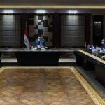 جلسة مباحثات ختامية بين مصر والعراق والأردن برئاسة مدبولي