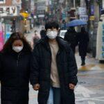كوريا الجنوبية تسجل ثاني أعلى حصيلة إصابات يومية بكورونا