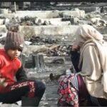 «مخيم بحنين».. رماد يحرق قلوب لاجئين سوريين شمال لبنان