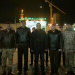 الكاظمي يتفقد عودة الهدوء لبغداد عقب انتشار فصائل مسلحة