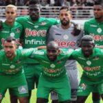 الرجاء يتعادل سلبيا في السنغال بدوري أبطال افريقيا