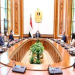 فيديو.. تفاصيل اجتماع الرئيس المصري مع وزراء المجموعة الاقتصادية