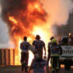 سباق فورمولا 1.. حادث جروجان جرس إنذار لزميله ماجنوسن