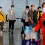 الصين تسجل عشر حالات إصابة جديدة بفيروس كورونا