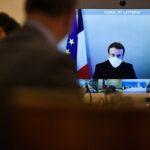 الرئاسة الفرنسية: ماكرون لم يعد يعاني من أعراض كوفيد 19