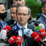 أعلى محكمة في كوسوفو تقضي بعدم قانونية تصويت البرلمان على الحكومة الجديدة
