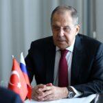 أبرز ما تطرقت إليه مباحثات وزيري الخارجية الروسي ونظيره التركي
