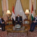 وزراء خارجية مصر والأردن وفلسطين يؤكدون مركزية القضية الفلسطينية