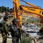 الخارجية الفلسطينية: هدم المنازل جريمة حرب يرتكبها الاحتلال