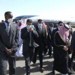 مراسلتنا تكشف أهداف زيارة وزير الخارجية السعودي إلى الخرطوم