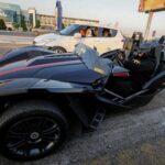 «باتمان» في القاهرة لتوعية المصريين بخطورة كورونا