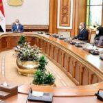 الرئيس المصري يوجه بتعزيز تعميم آليات التحصيل الإلكتروني