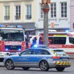 الشرطة الألمانية: بدء التحقيقات مع منفذ حادث اقتحام مدينة ترير
