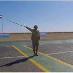 رئيس الأركان المصري يشهد تدريب عسكري بالذخيرة الحية