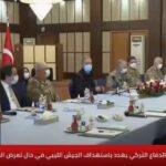 المنظمة الليبية للتنمية السياسية: زيارة الوفد المصري لدعم مساعي الاستقرار والسلام
