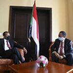 مباحثات سودانية إثيوبية بشأن العلاقات المتوترة بين البلدين