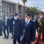 وزير الدفاع التركي يصل طرابلس في زيارة إلى ليبيا